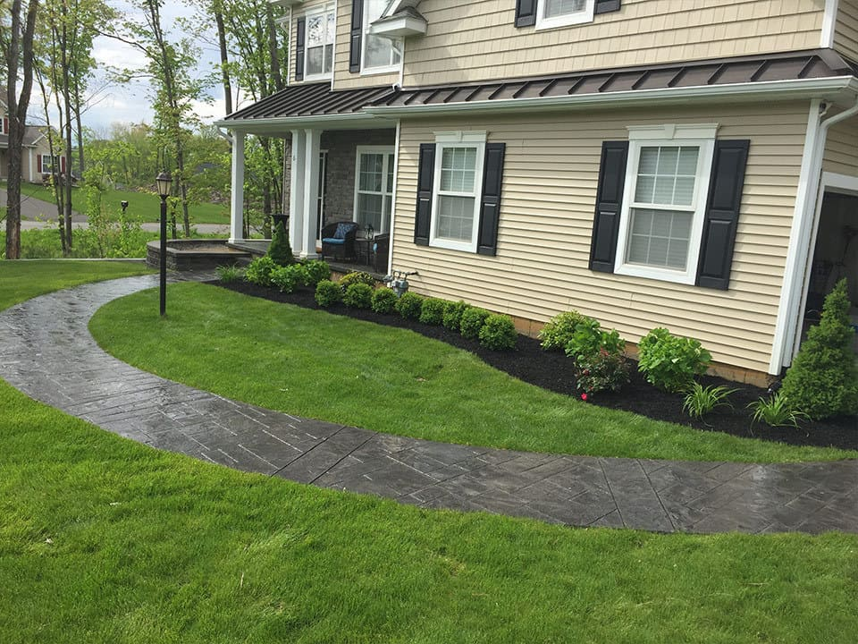 Nordic Property Services | Landscaping Contractor | Stamped Concrete | Irrigation | Commercial Snow Removal | Albany, NY | Mechanicville, NY
