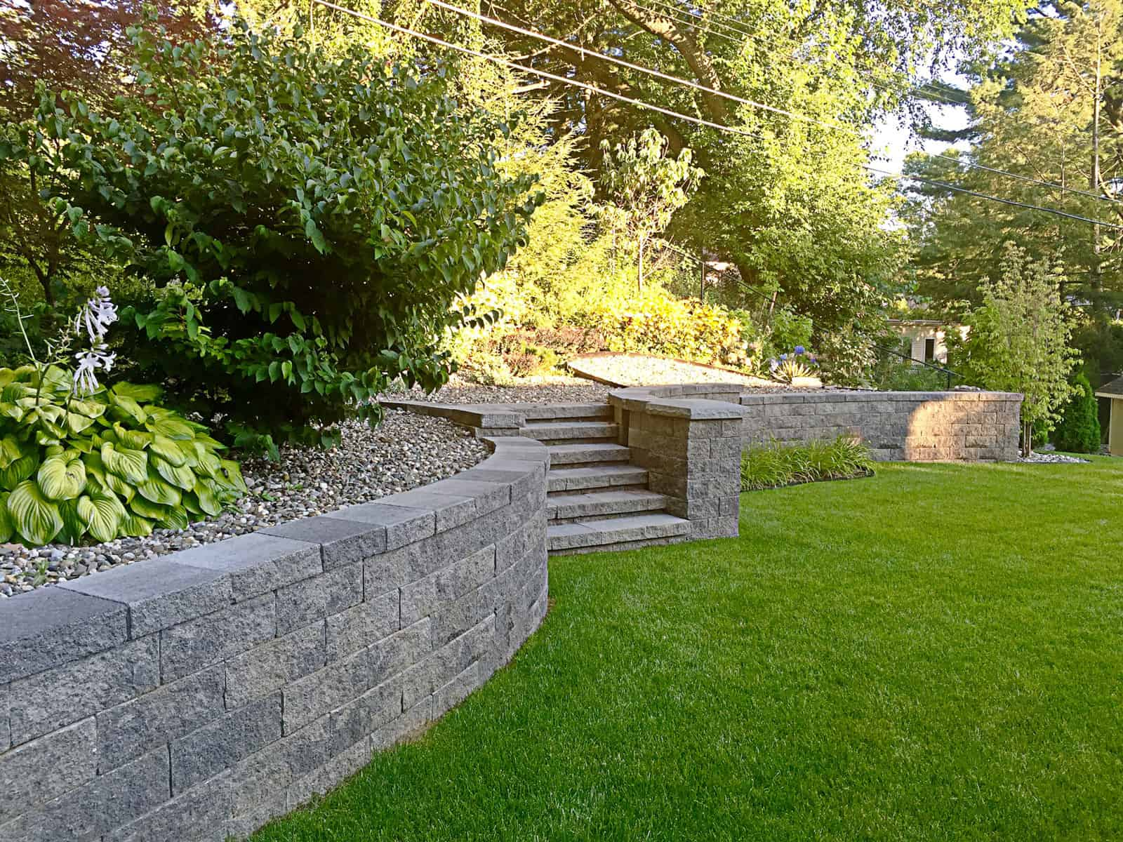 Nordic Property Services   Landscaping Contractor   Stamped Concrete   Irrigation   Commercial Snow Removal   Albany, NY   Mechanicville, NY